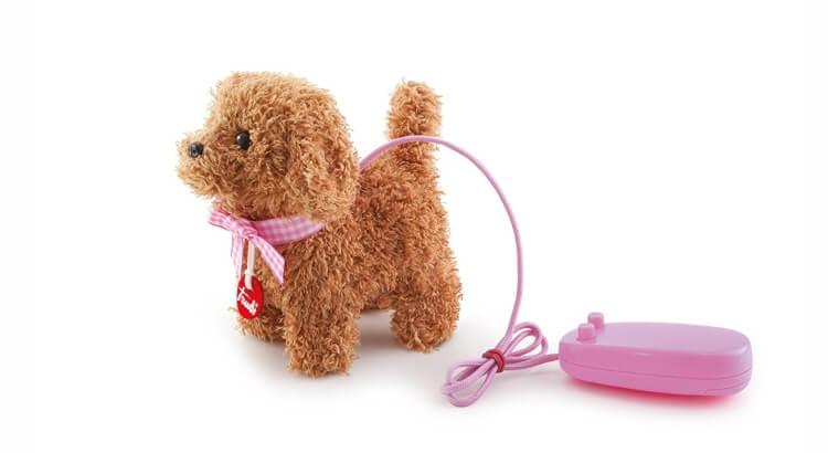 Migliori cani interattivi:Mini Barboncino interattivo di Trudi