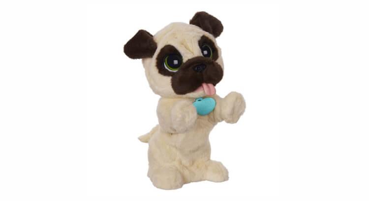 Migliori cani interattivi:J.J. Tenero Carlino di Hasbro