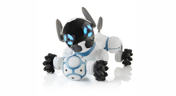 Migliori cani interattivi:Cagnolino robot CHiP di WowWee