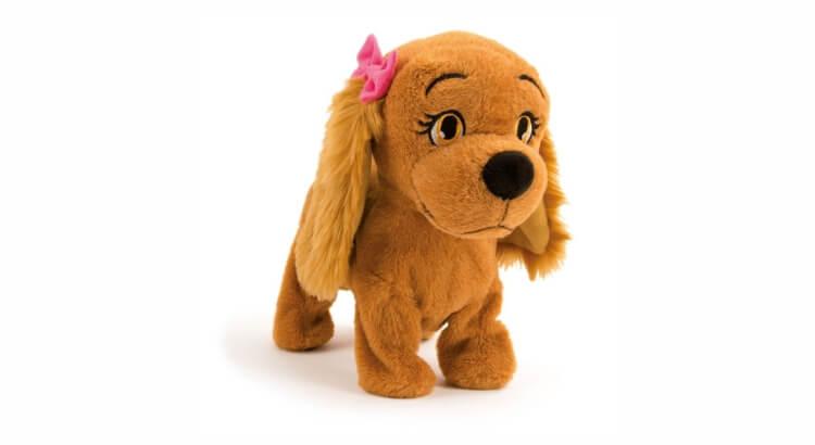 Migliori cani interattivi:Cagnolina Lucy di IMC Toys