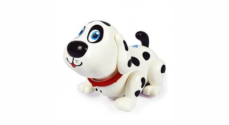 Migliori cani interattivi:Cagnolino interattivo Macchia di Teorema