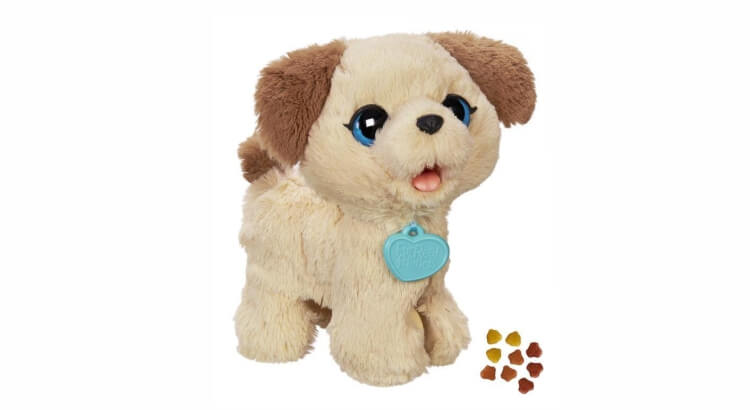 Migliori cani interattivi:Cagnolino saltellante Pax di Hasbro