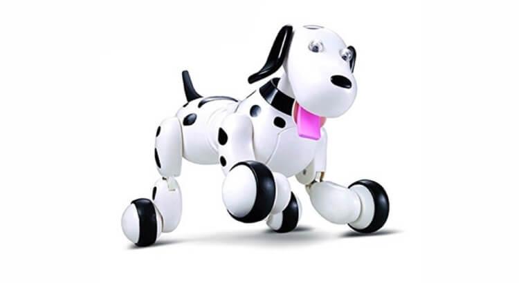 # 1 Cagnolino robot radiocomandato Smart Dog di SainSmart
