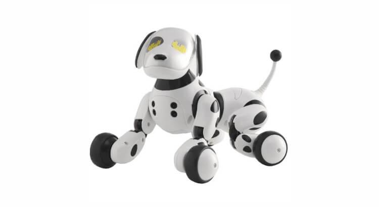 Migliori cani interattivi:Cucciolo robot Zoomer 2.0 di Spin Master