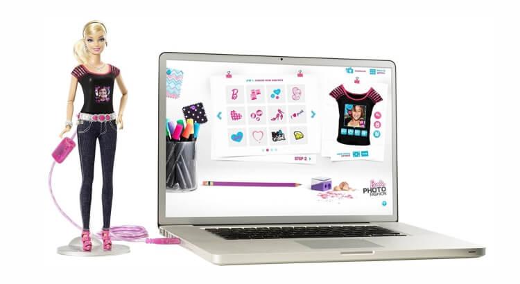 Migliore fotocamera per bambini:Barbie Photo Fashion di Mattel