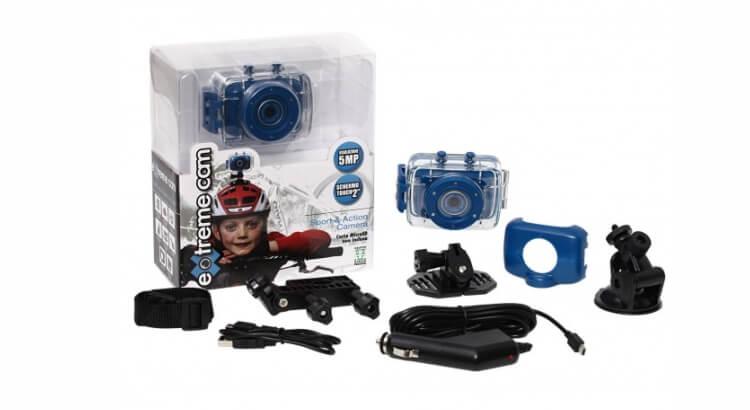 Migliore fotocamera per bambini:Extreme Cam di Giochi Preziosi