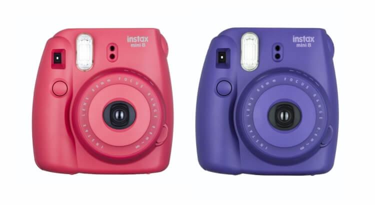 Migliore fotocamera per bambini:Instax Mini 8 di Fujifilm