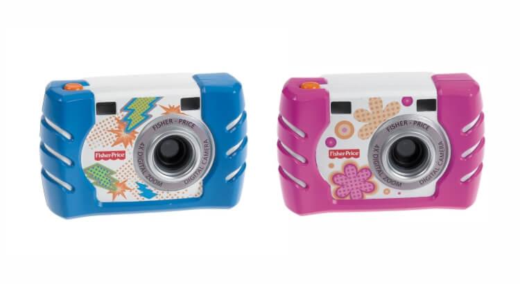 Migliore fotocamera per bambini:Fotocamera digitale Kid Tough di Fisher-Price