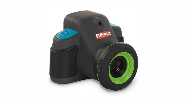 Migliore fotocamera per bambini:Playskool Show Cam di Hasbro