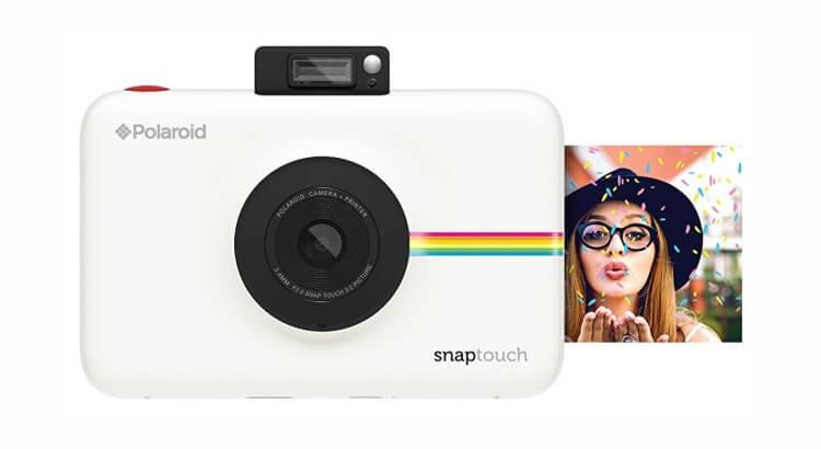 Migliore fotocamera per bambini:Fotocamera digitale Snap Touch di Polaroid