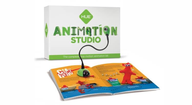 Migliore fotocamera per bambini:Animation Studio di HUE