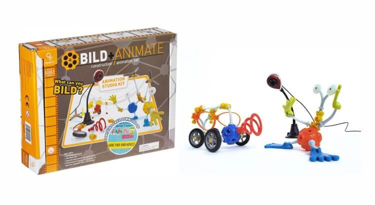 Migliore fotocamera per bambini:Bild + Animate Essential Kit di OgoSport