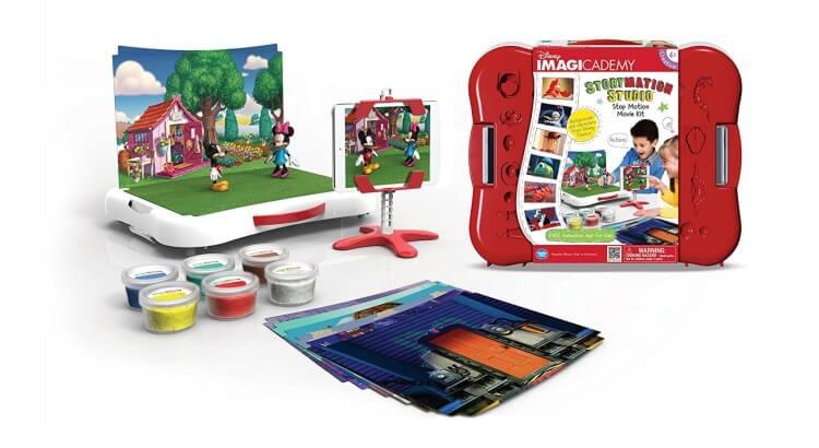 Migliore fotocamera per bambini:Disney Imagicademy Storymation Studio di Wonder Forge