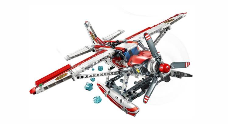 Migliori set Lego Technic:Aereo Antincendio di LEGO Technic