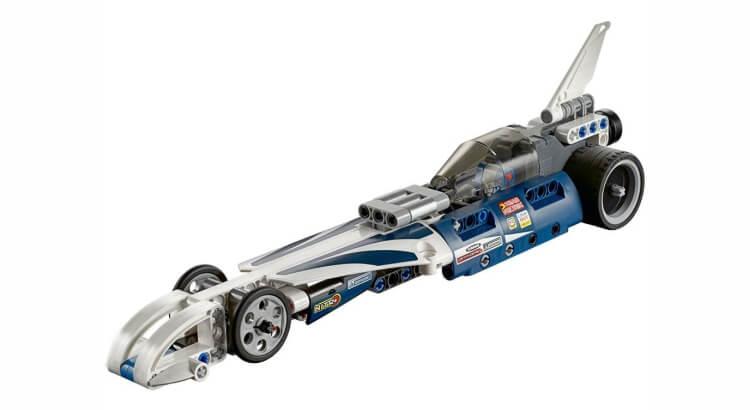 Migliori set Lego Technic:Bolide Supersonico Record Breaker di LEGO Technic