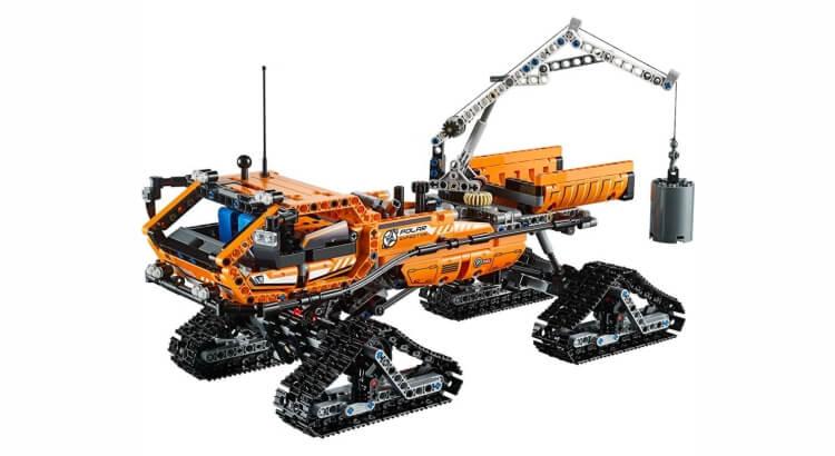 Migliori set Lego Technic:Cingolato Artico di LEGO Technic