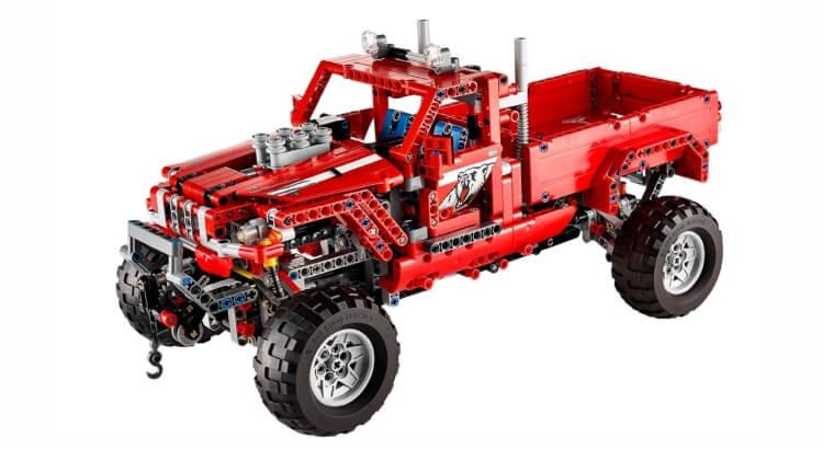Migliori set Lego Technic:Pick Up Truck di LEGO Technic