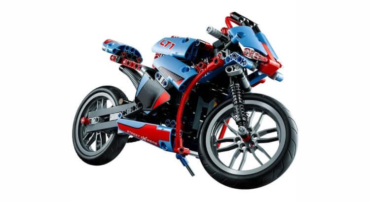 Migliori set Lego Technic:Super Moto di LEGO Technic