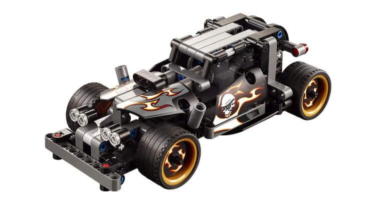 Migliori set Lego Technic:Superbolide di LEGO Technic