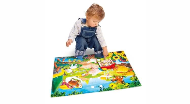 10 bellissimi giochi interattivi per bambini di 2 anni