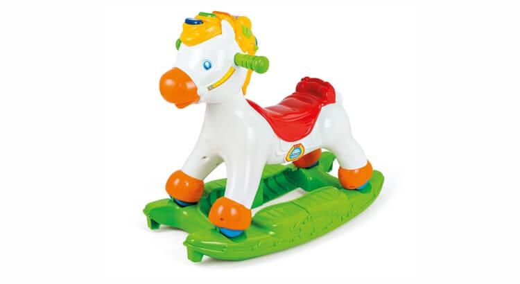Migliori giochi interattivi per bambini di 2 anni: Martino il Cavallino di Clementoni