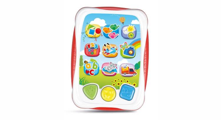 Migliori giochi interattivi per bambini di 2 anni: Il Mio Primo Tablet Educativo Parlante di Clementoni