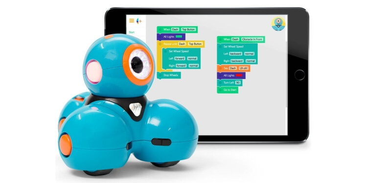 Migliori robot e kit di robotica: Dash, il robottino programmabile di Wonder Workshop