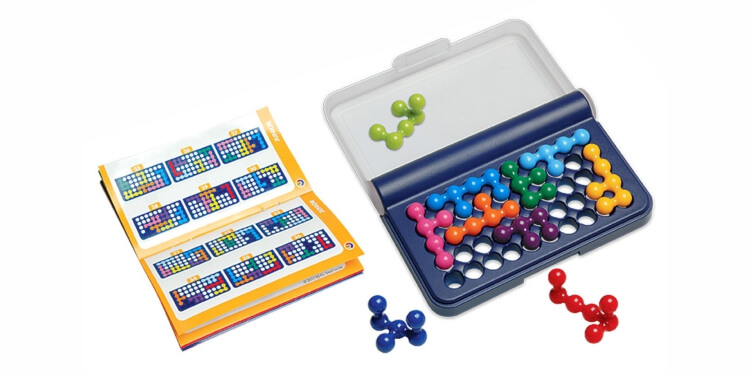Giocattoli STEM per bambini di 5-7 anni: IQ FIT di Smart Games