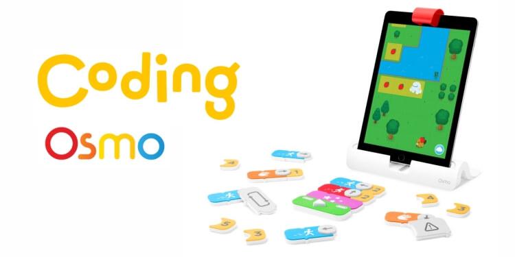 Giocattoli educativi di coding e programmazione: Osmo Coding Set di Osmo