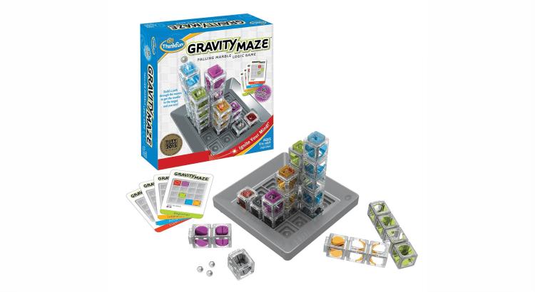 Giocattoli STEM per bambini di 8-13 anni: Gravity Maze di ThinkFun