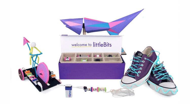 Migliori robot, kit di robotica e circuiti: LittleBits di LittleBits