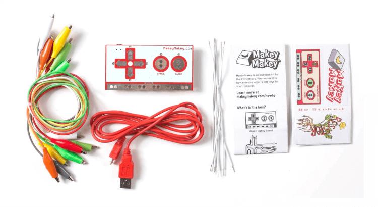 Migliori robot, kit di robotica e circuiti: Makey Makey di Joy Labz
