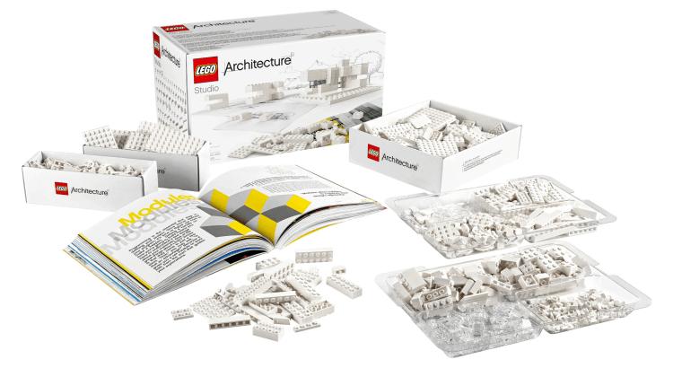 Giocattoli STEM per ragazzi 14+ e adulti: LEGO Architecture Studio di LEGO