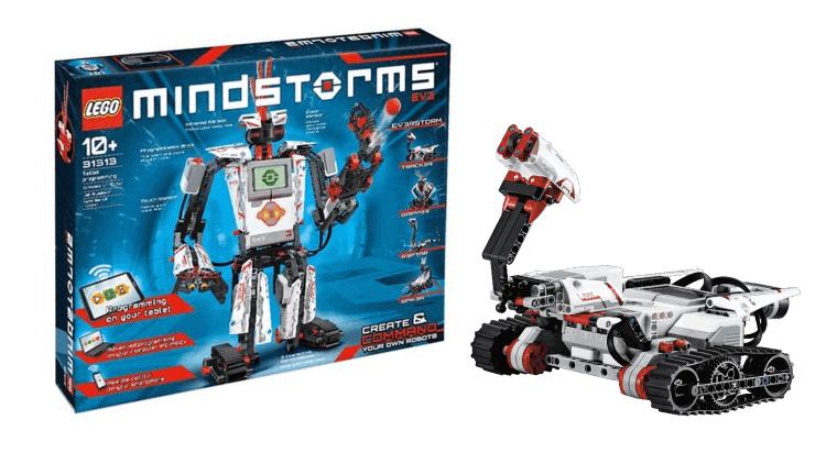 Giocattoli educativi di coding e programmazione: LEGO Mindstorms EV3-31313 di LEGO