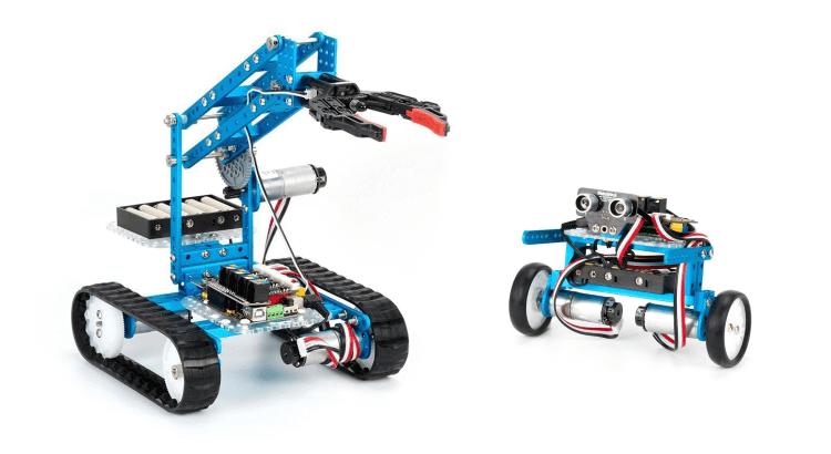 Giocattoli STEM per ragazzi 14+ e adulti: Robot Kit Ultimate 2.0 di Makeblock