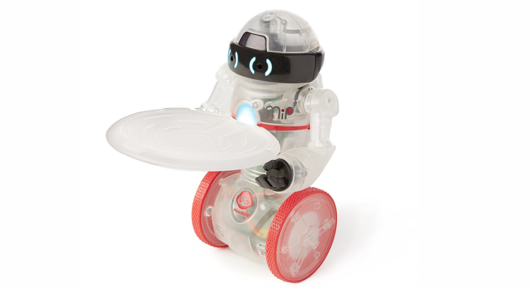Giocattoli educativi di coding e programmazione: Coder MiP Robot di Wow Wee