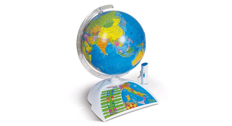 Giocattoli educativi di geografia e astronomia: Sapientino Esploramondo Connect di Clementoni