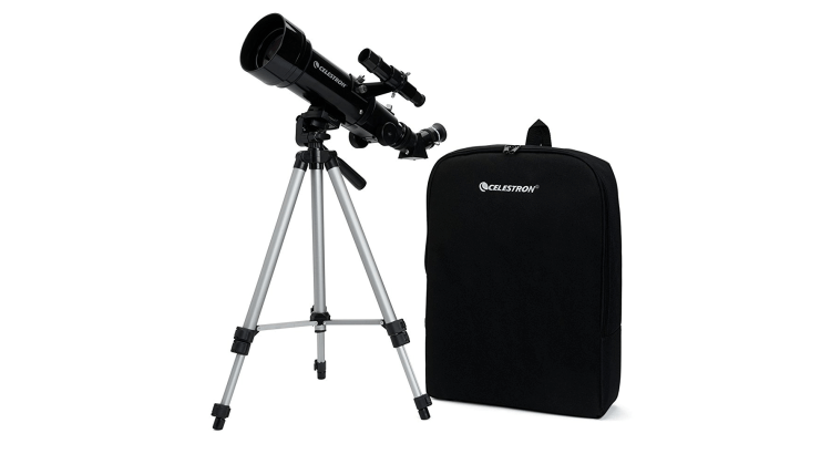 Giocattoli educativi di geografia e astronomia: Telescopio Travelscope70 di Celestron
