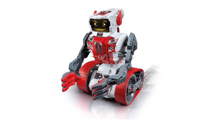 Migliori robot e kit di robotica: Evolution Robot di Clementoni