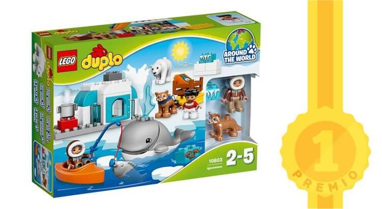 Toys Awards 2017, i vincitori e i nominati: Lego Duplo Arctic – Lego