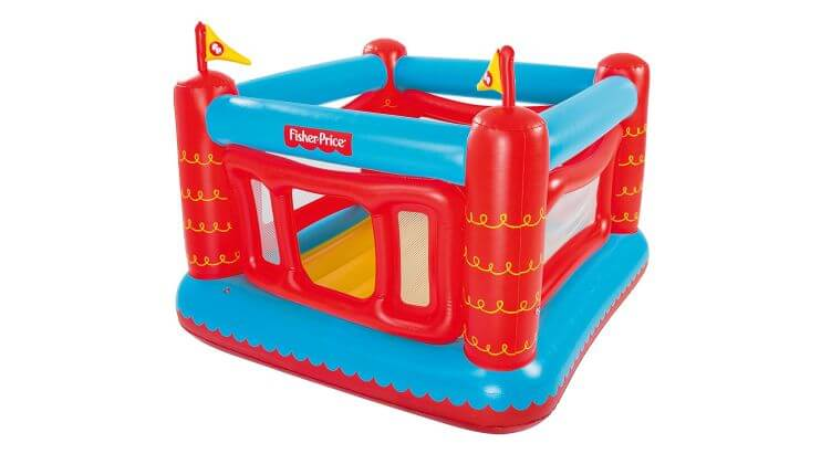 Toys Awards 2017, i vincitori e i nominati: Fisher Price Play Center Bouncer – Bestway Italia