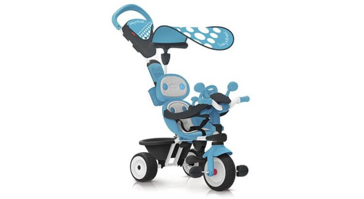 Toys Awards 2017, i vincitori e i nominati: Baby Driver Confort Boy – Simba Toys