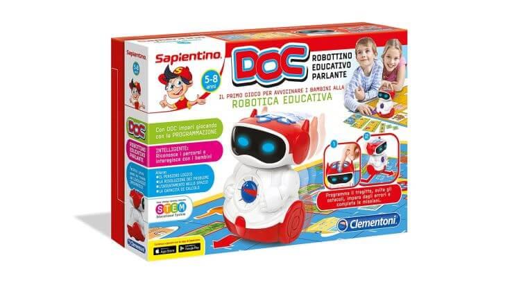 Toys Awards 2017, i vincitori e i nominati: DOC Il Robottino parlante – Clementoni