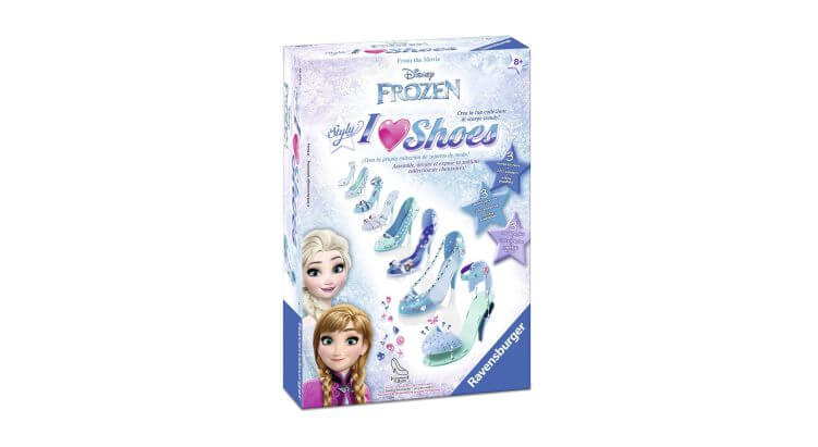 Toys Awards 2017, i vincitori e i nominati: I love shoes (Frozen) – Ravensburger