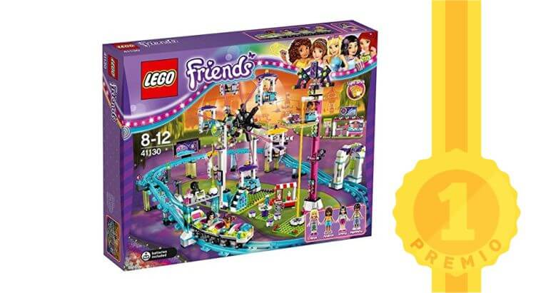 Toys Awards 2017, i vincitori e i nominati: Lego Friends - Parco dei divertimenti – Lego