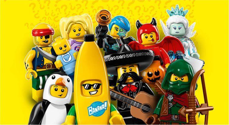 Toys Awards 2017, i vincitori e i nominati: Lego Minifigures – Lego