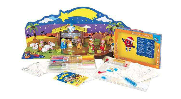 Toys Awards 2017, i vincitori e i nominati: Nativity Kit – Sabbiarelli