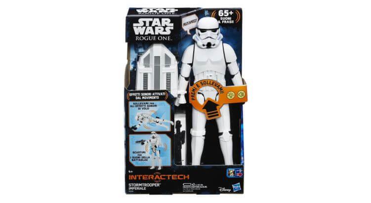 Toys Awards 2017, i vincitori e i nominati: Stormtrooper Interattivo Star Wars – Hasbro