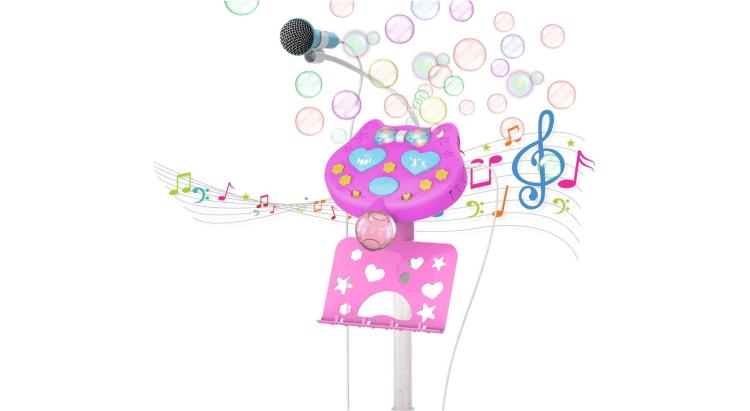 Migliori karaoke per bambini: Bubble Karaoke di Komvox