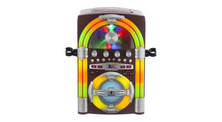 Migliori karaoke per bambini: Karaoke Jukebox di Singing Machine